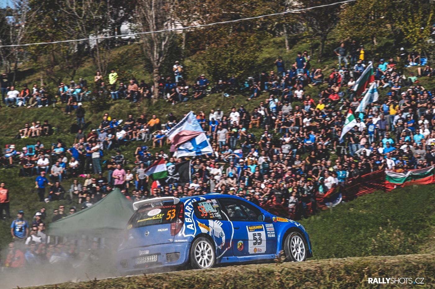 RALLYLEGEND San Marino 2017