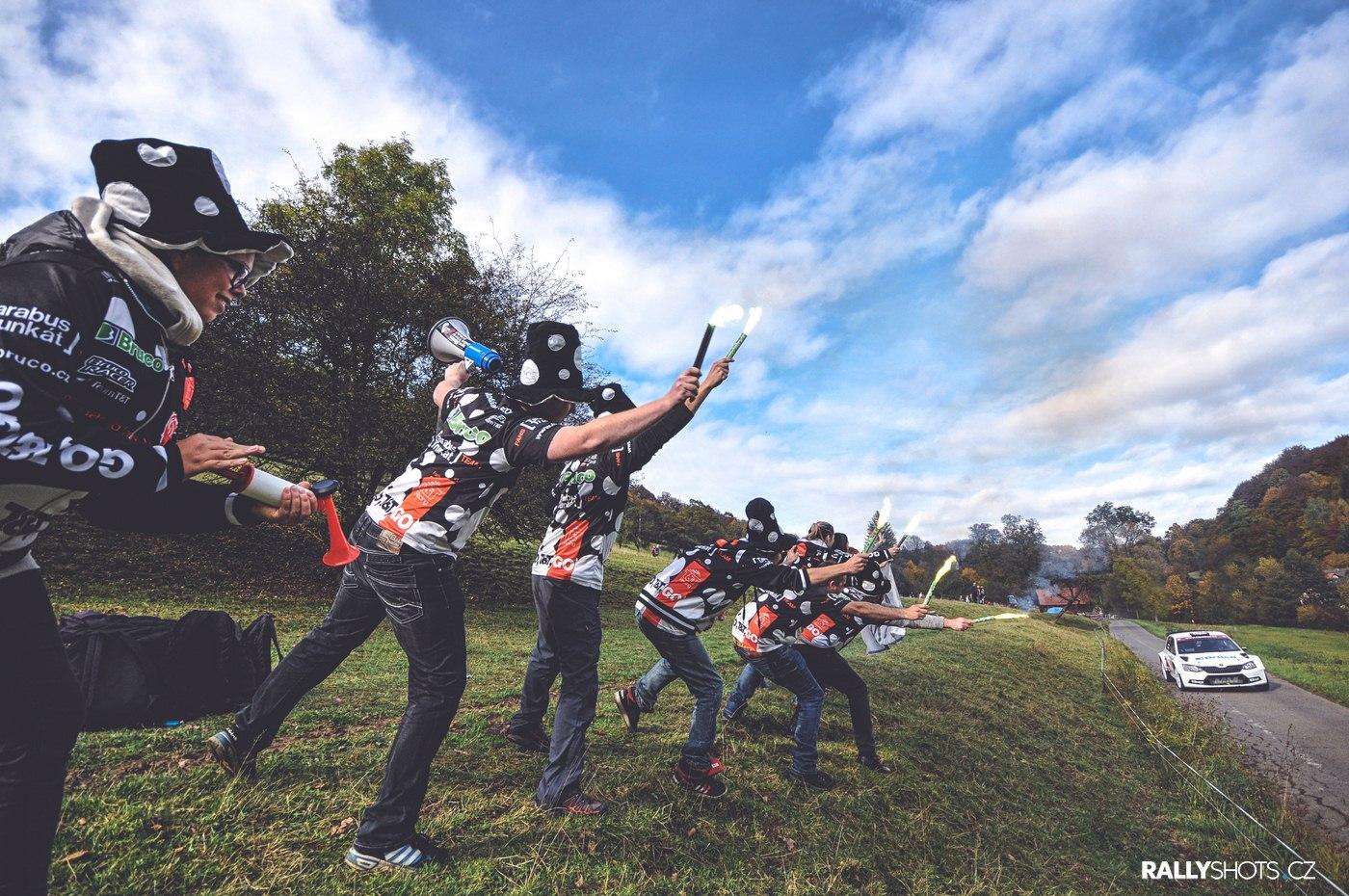 Rally Vsetín 2017