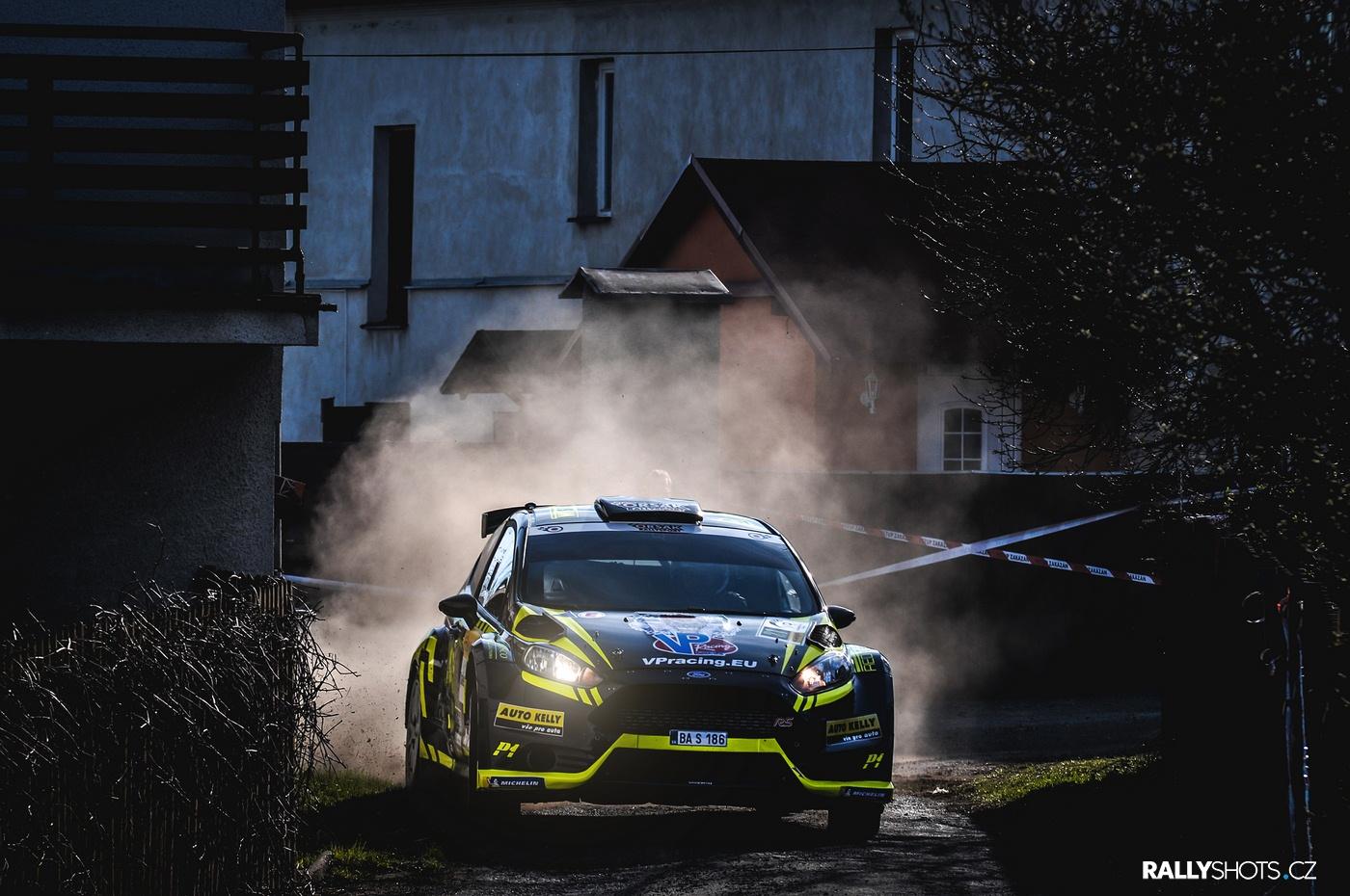 Kowax valašská rally valmez 2019