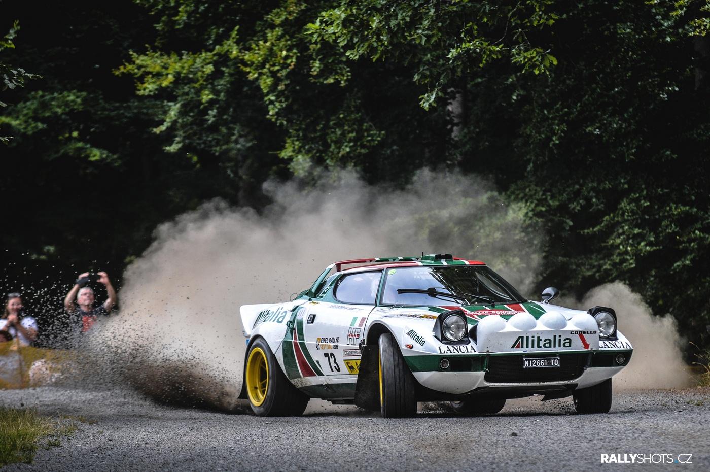Eifel Rallye Festival 2019 Lancia Stratos