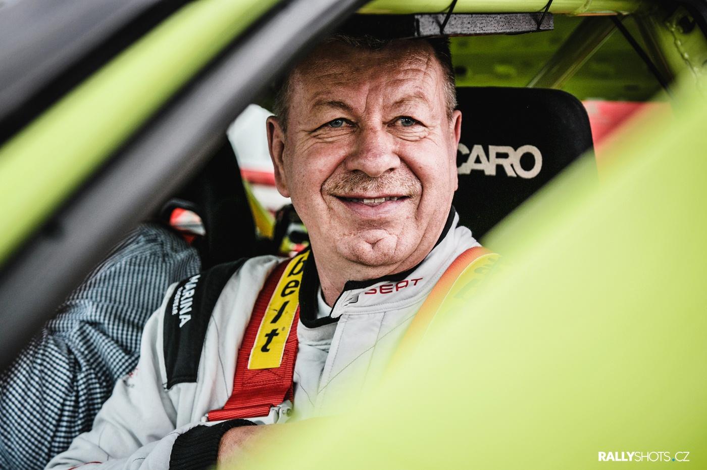 Eifel Rallye Festival 2019 Erwin Weber