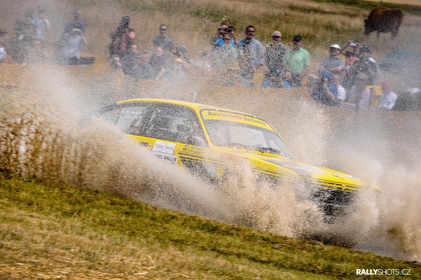 Eifel Rallye Festival 2019 Georg Berlandy
