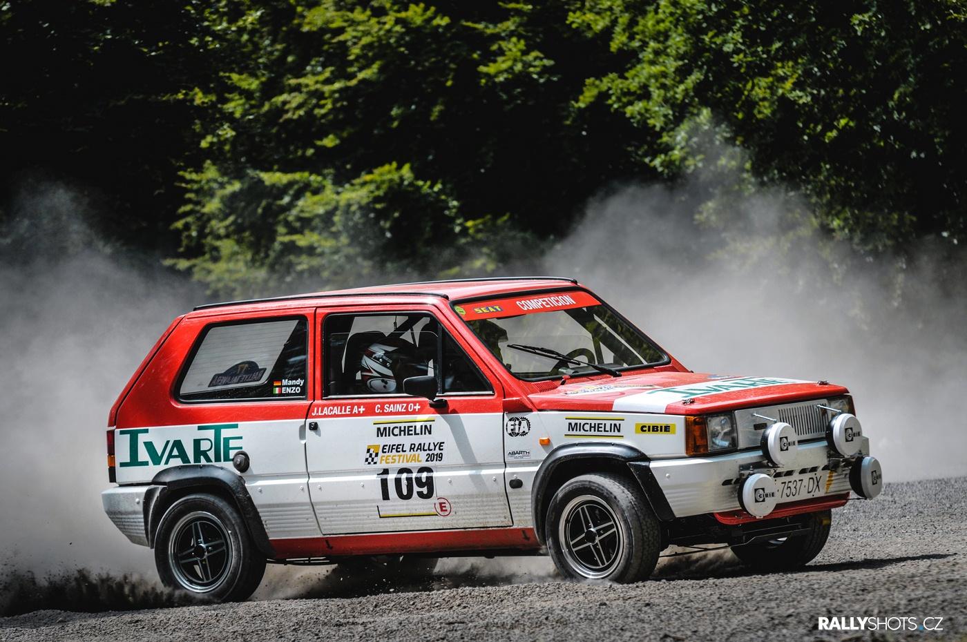 Eifel Rallye Festival 2019 Enzo Michelini