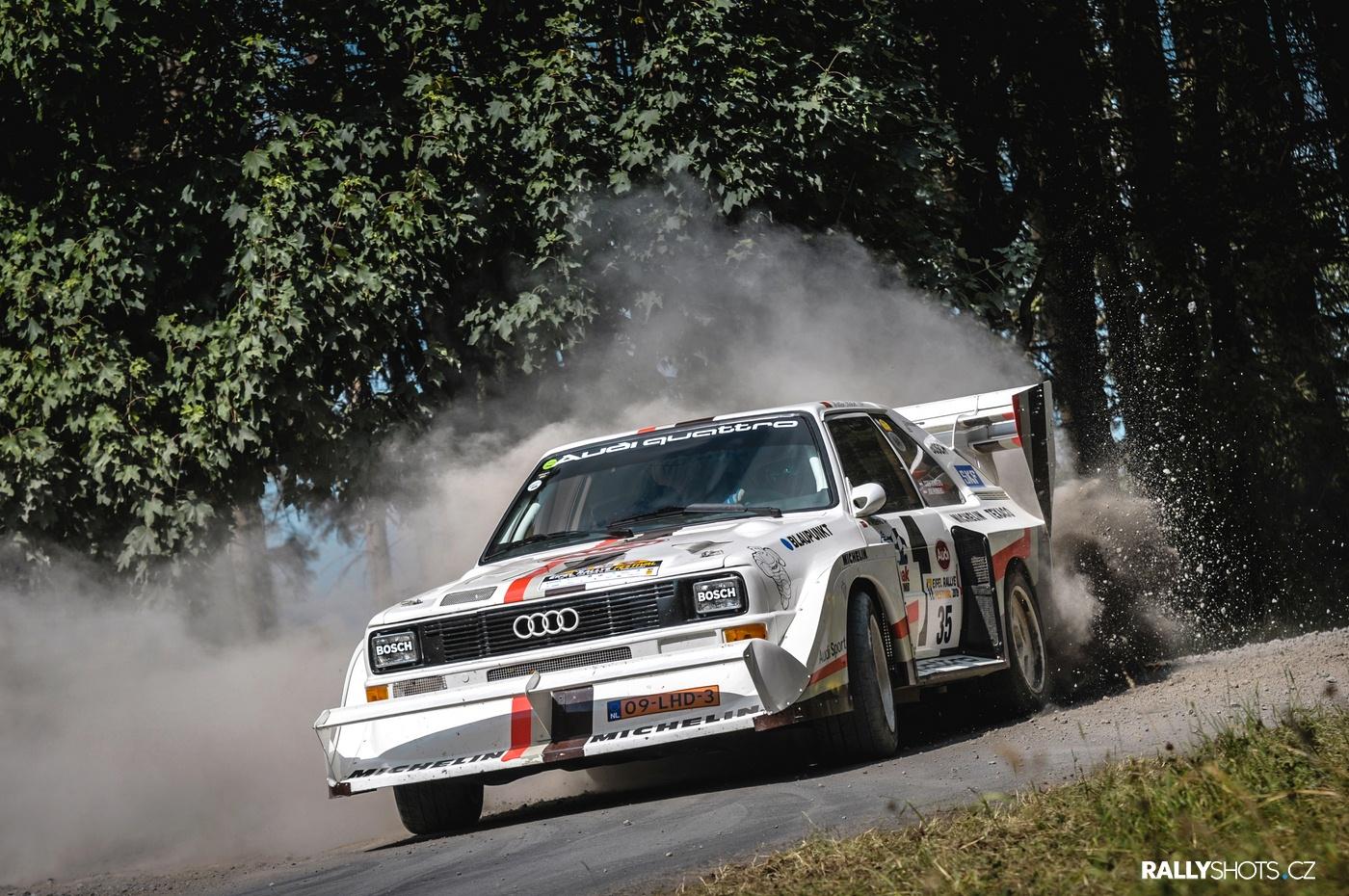 Eifel Rallye Festival 2019 Coen Donkers Audi