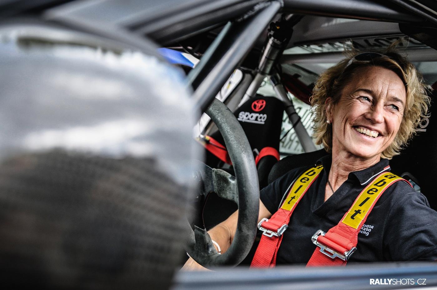Eifel Rallye Festival 2019 Isolde Holderied