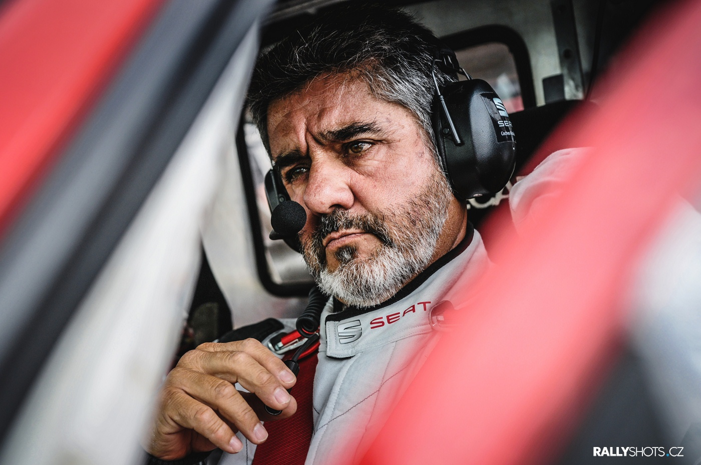 Eifel Rallye Festival 2019 Josep Maria Servia