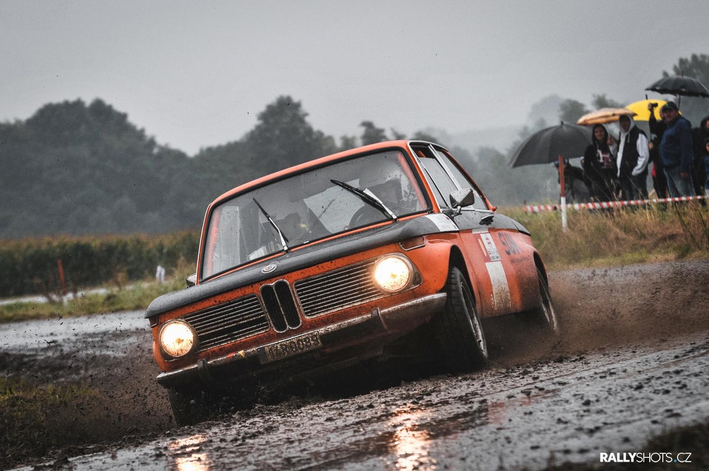 Rallye Kroměříž 2019 Michal Sum