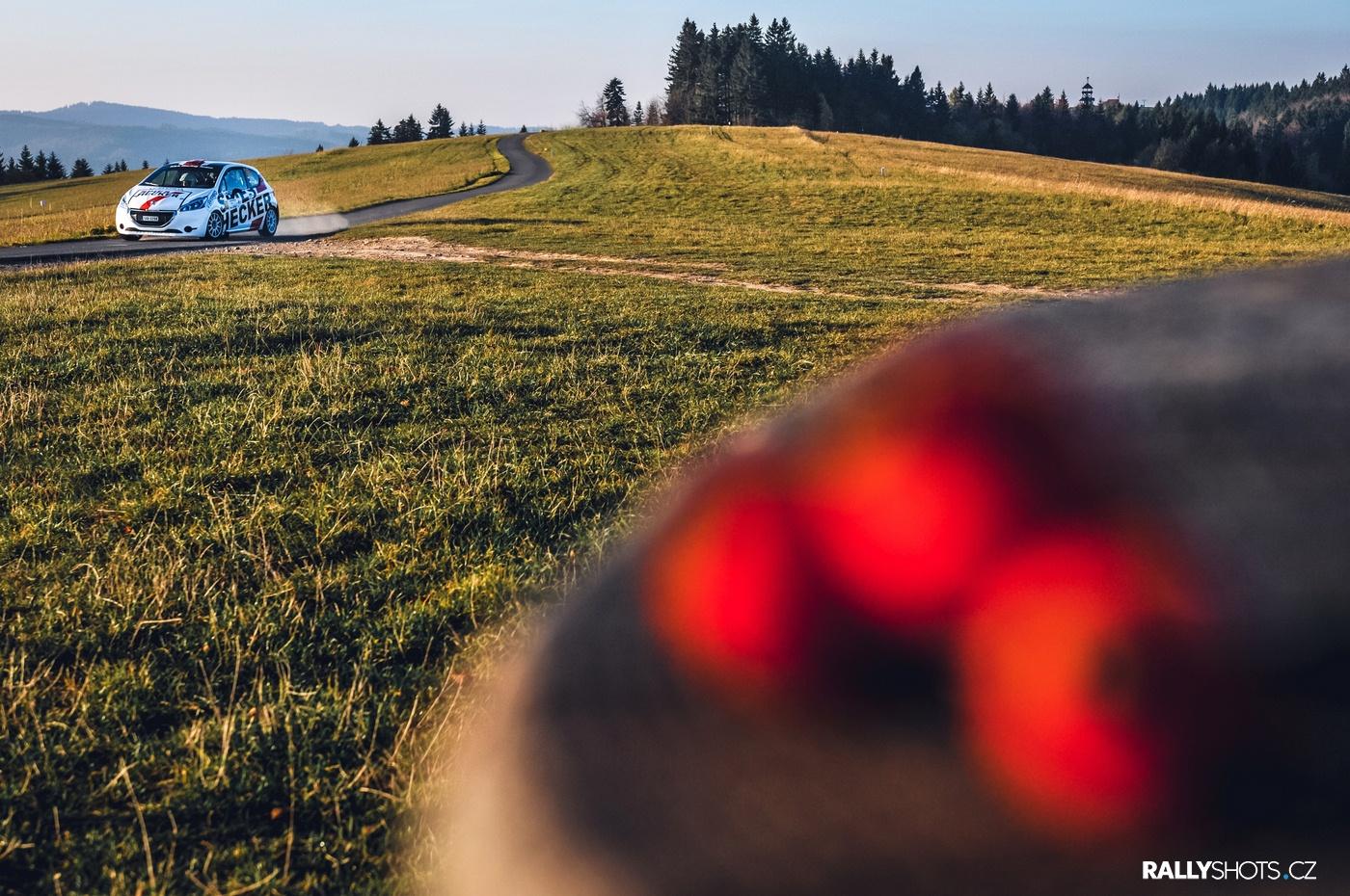 Rally Vsetín 2019