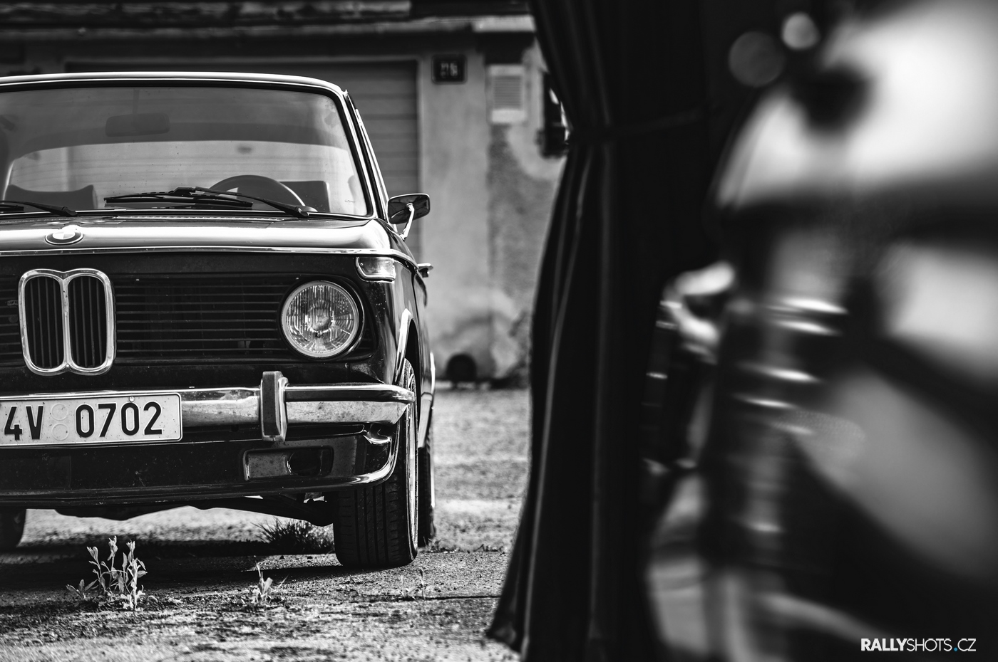 BMW 1600 - Marek Sum