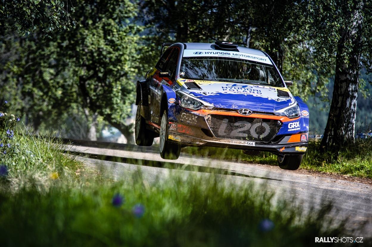 Rally Bohemia 2020 - Huttunen/Lukka