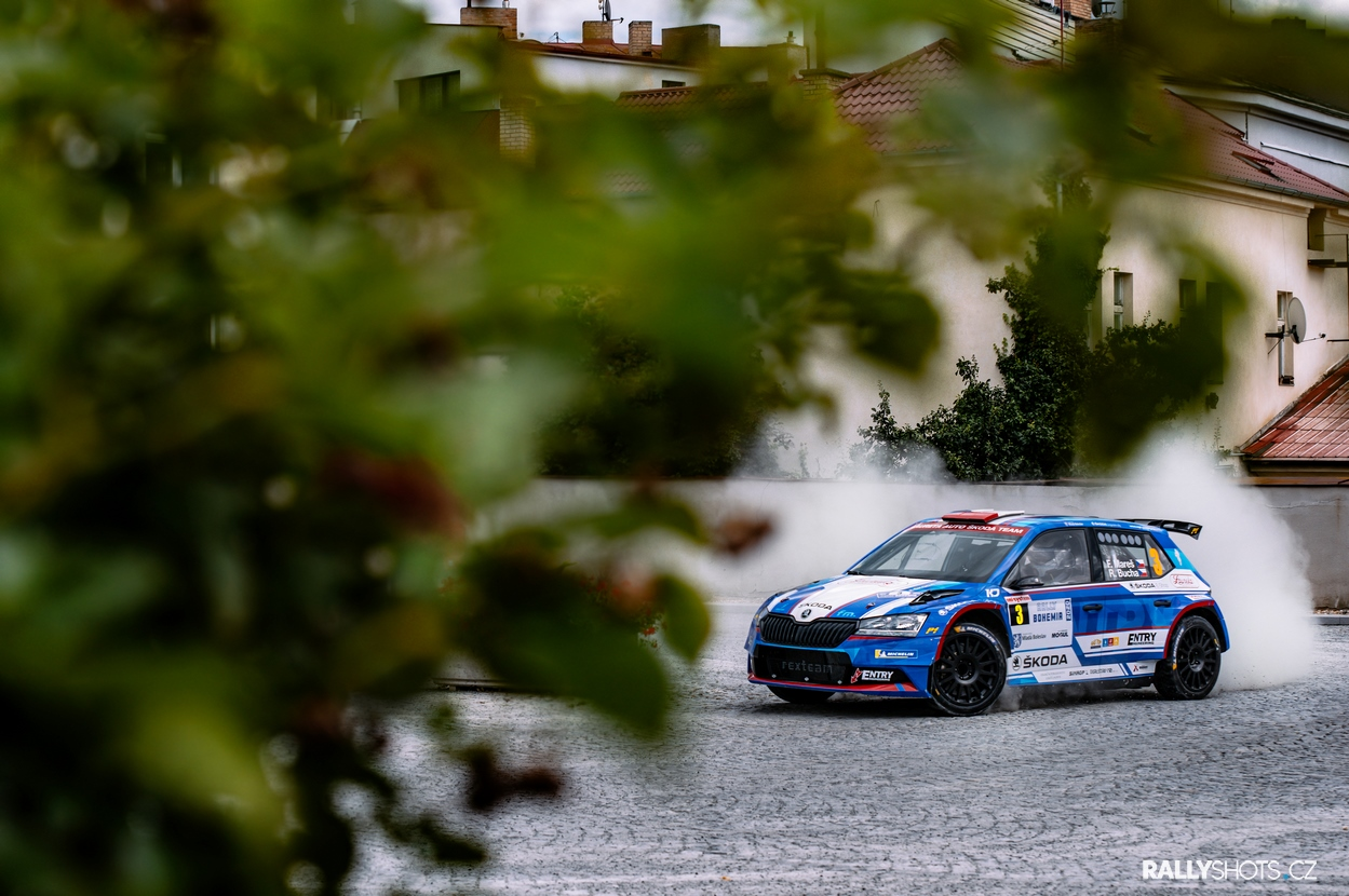 Rally Bohemia 2020 - Mareš/Bucha