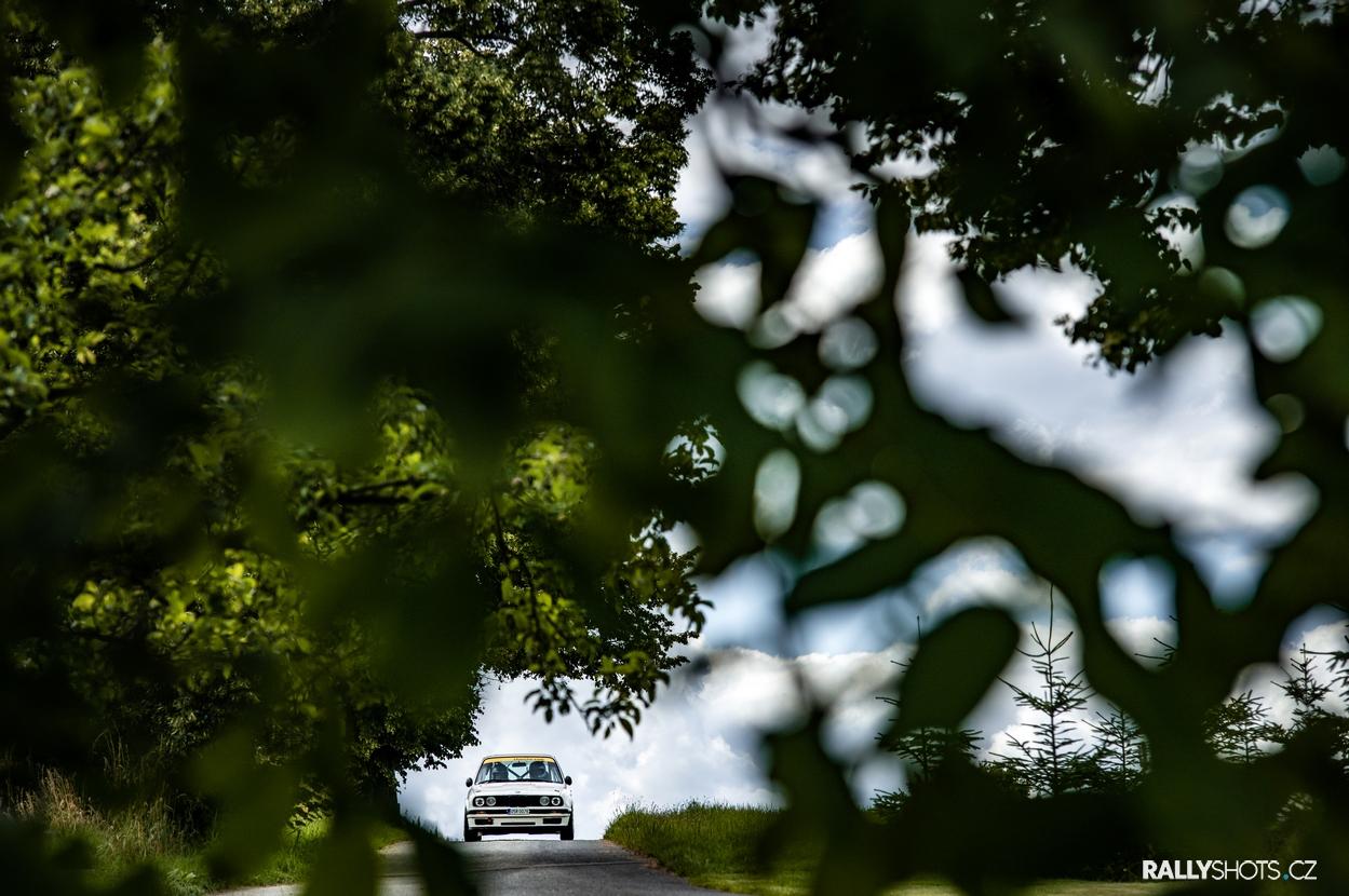Rally Bohemia 2020 - BMW
