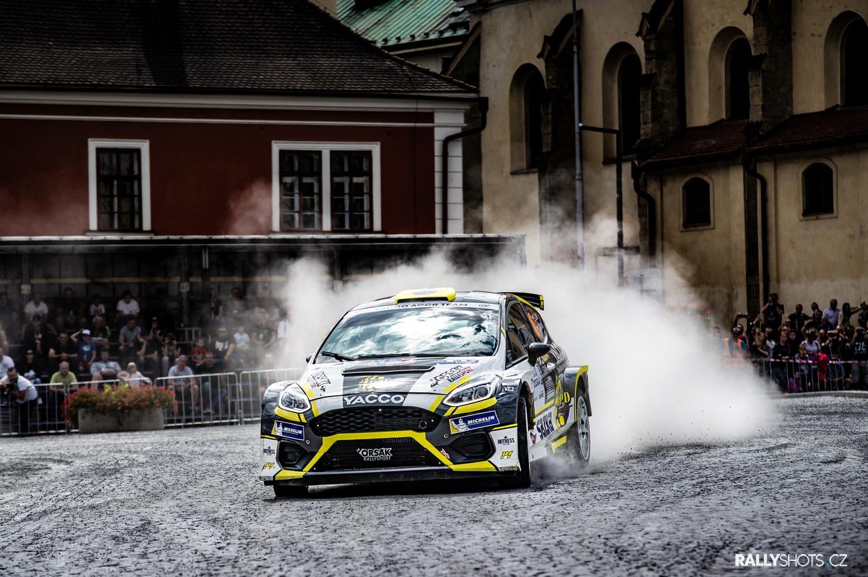 Rally Bohemia 2020 - Cais/Žáková
